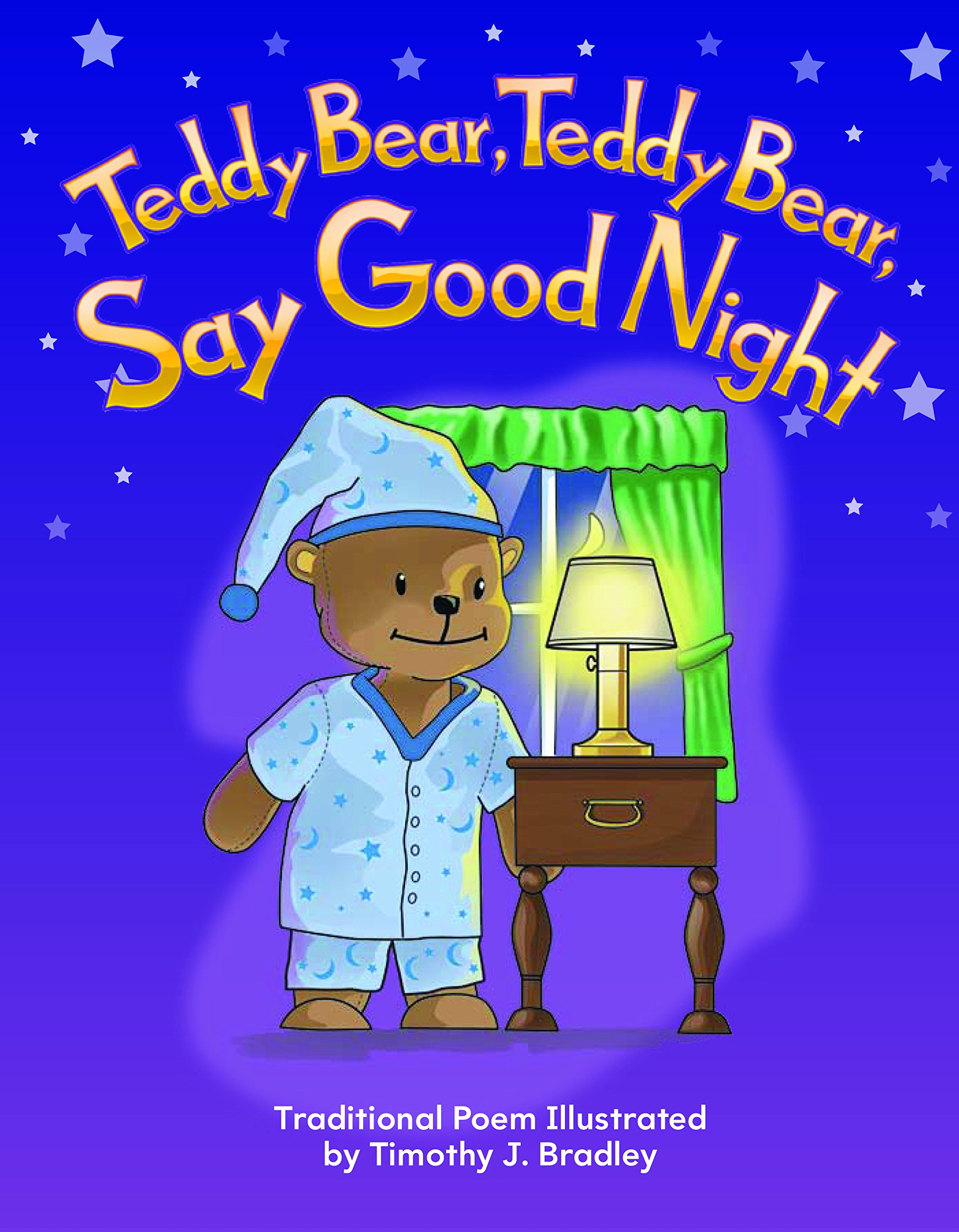 Teddy Bear, Teddy Bear, Say Good Night Big Book (Teacher Created Materials Big Books) PDF