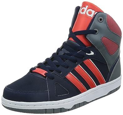 2a5e9d1cd6dcfd adidas Herren Hoops Team Mid Turnschuhe