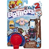 Transformers Botbots Toys Series 1 Toilet Troop 5 Pack -- Mystery 2-in-1 Collectible Figures!