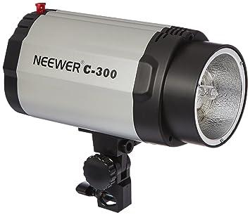 Neewer 300W Strobe/Flash Light for Studio Location and Portrait Photography  sc 1 st  Amazon.com & Amazon.com : Neewer 300W Strobe/Flash Light for Studio Location ... azcodes.com