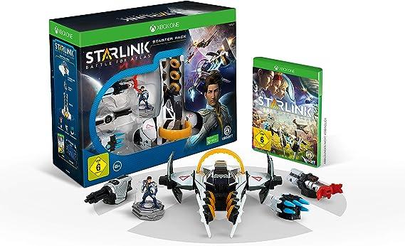 Starlink Starter Pack - Xbox One [Importación alemana]: Amazon.es: Videojuegos