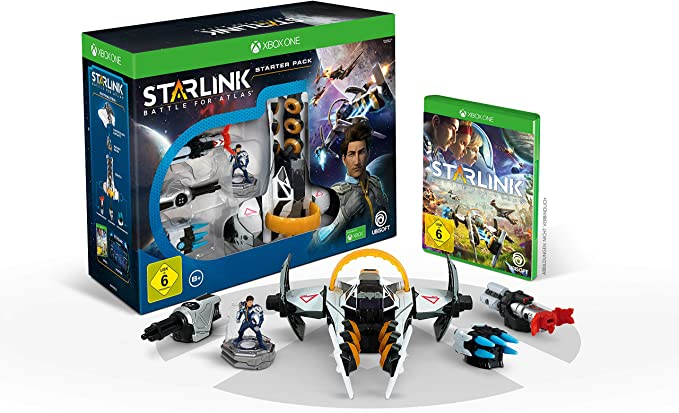 Starlink Starter Pack - Xbox One [Importación alemana]: Amazon.es ...