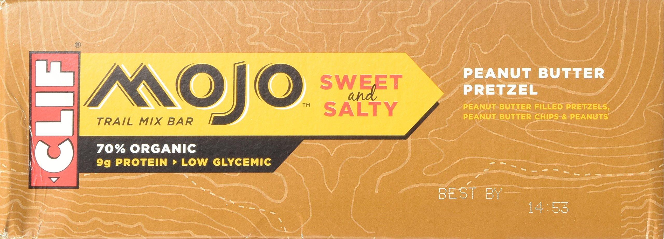 Clif Mojo Bar, Peanut Butter Pretzel, Net Wt. 19.08 Oz. 12 Count (Pack of 2) by Clif Bar (Image #6)