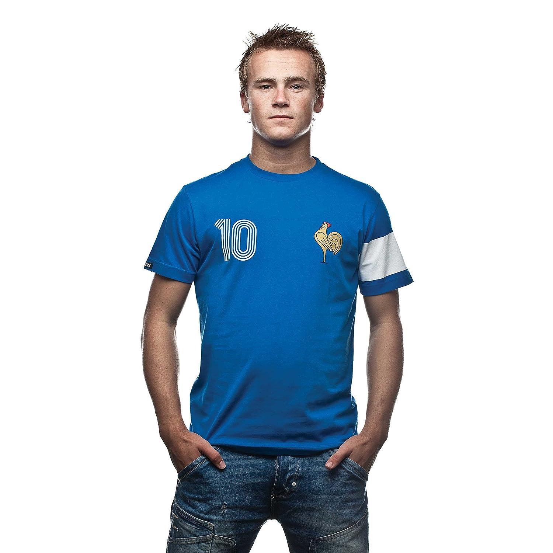 Copa France Capitaine Frankreich T-Shirt