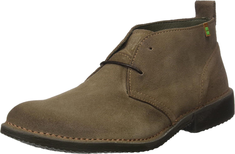 TALLA 41 EU. El Naturalista Ng23 Lux Suede, Zapatos de Cordones Derby para Hombre
