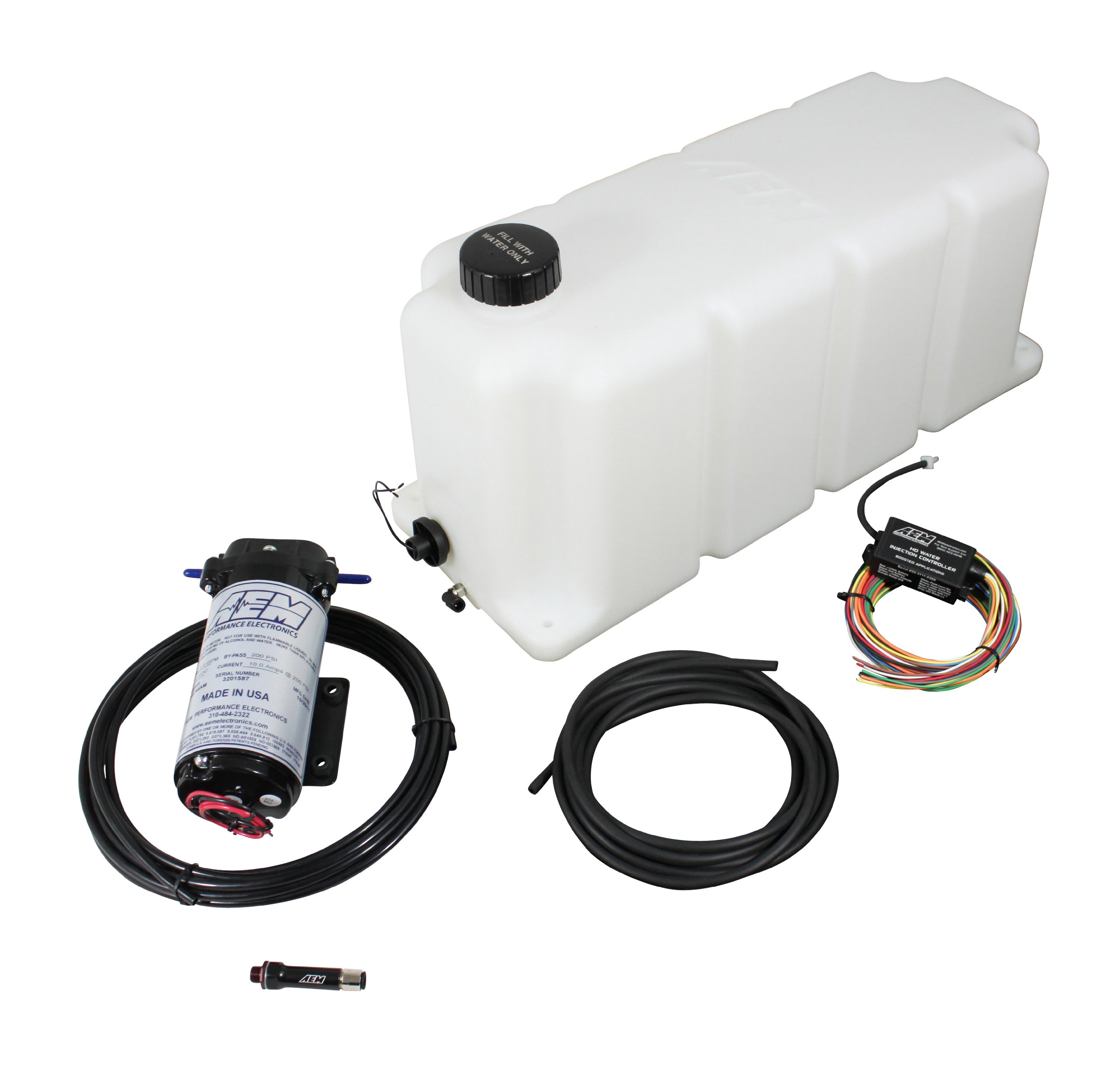 AEM 30-3111 50-State Water Injection Kit for Turbo Diesel Engines by AEM