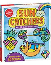 Sun Catchers: Make No-Glass Stained Glass