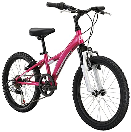 9a4323bc651 Amazon.com : Diamondback Bicycles Tess Kid's Mountain Bike, 20 ...