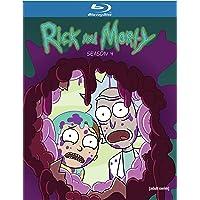 Rick and Morty: S4 (BD) [Blu-ray]