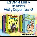 Libro para niños: la Serie Lee y la Wally Deportes Serie 1-8: