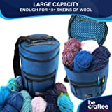 BeCraftee Best Yarn Bag/Knitting