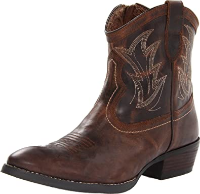 Amazon.com | Ariat Women's Billie Equestrian Boot, Sassy Brown, 7 ...