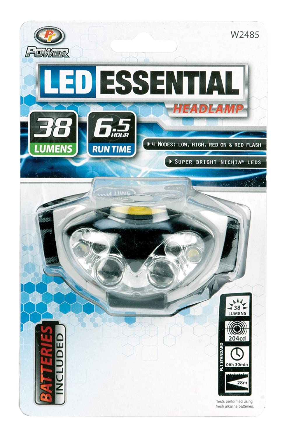 Performance Tool W2374 180 Lumen Super Bright 4 Led Red Exciting Scout Crafts 1 Or 2 Headlamp Sold As Automotive