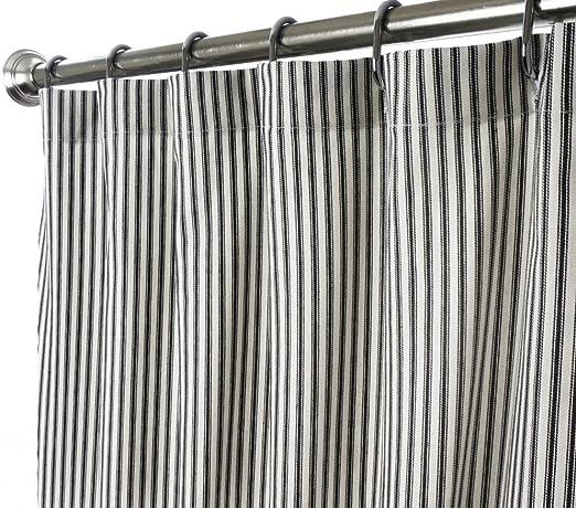 Amazon Com Decorative Things Extra Long Shower Curtain Unique