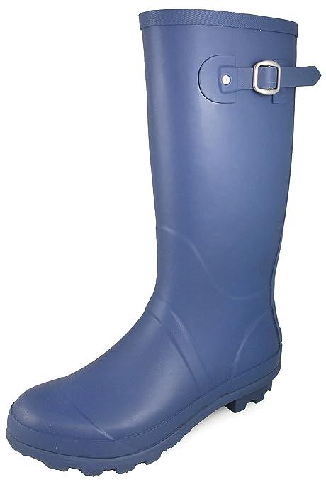 c5686dbe499 Amazon.com: Smoky Mountain Ladies 13in Rain Boots: Sports & Outdoors