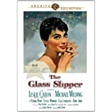 The Glass Slipper DVD Leslie Caron, Michael Wilding, Charles Walters