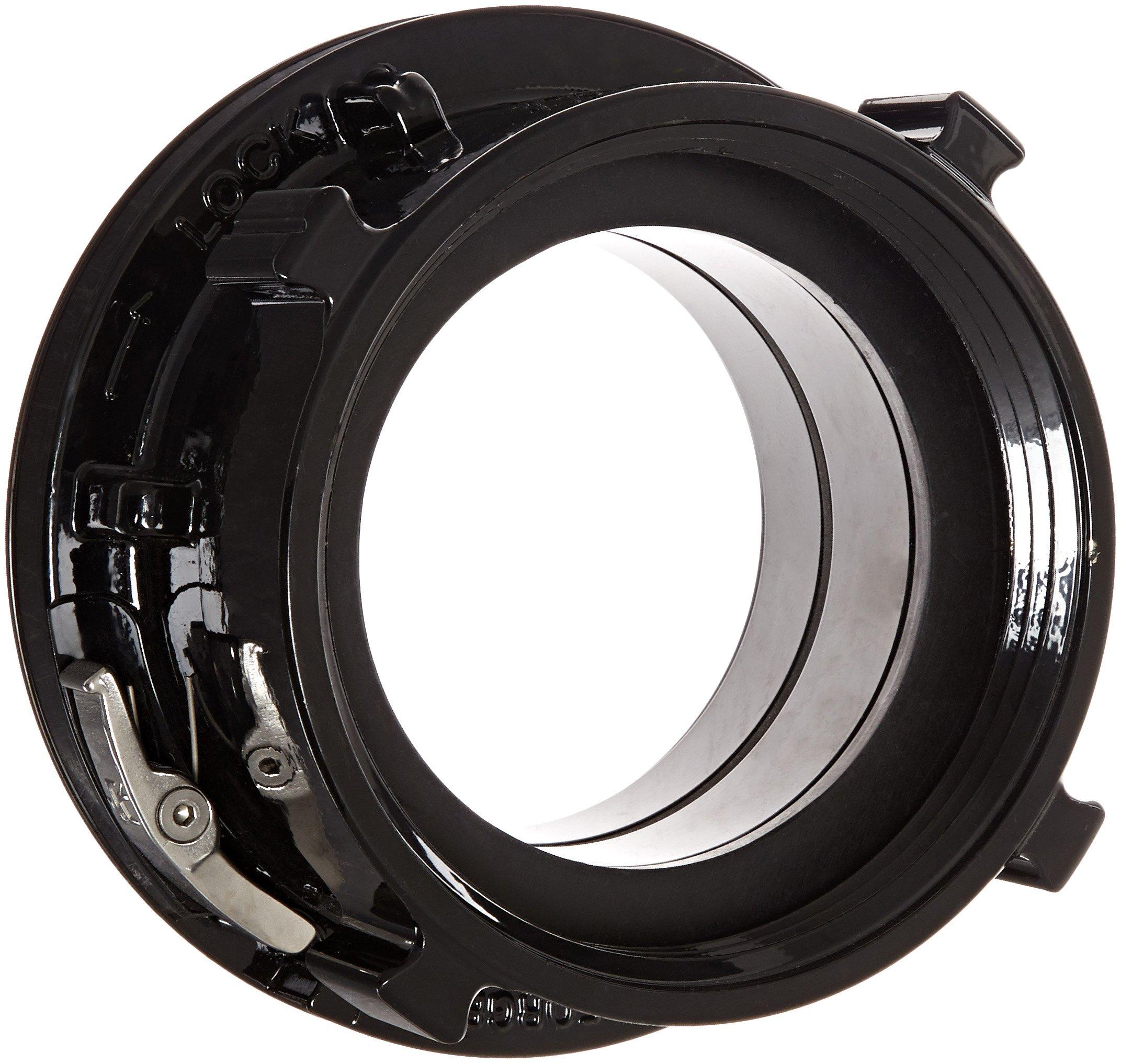 Moon 7115-45250Z Aluminum STORZ Fitting, Adapter, 4-1/2'' FEM NH X 5'' Storz