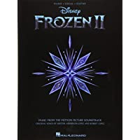 Frozen II: Music from the Motion Picture Soundtrack Piano, Vocal and Guitar Chords