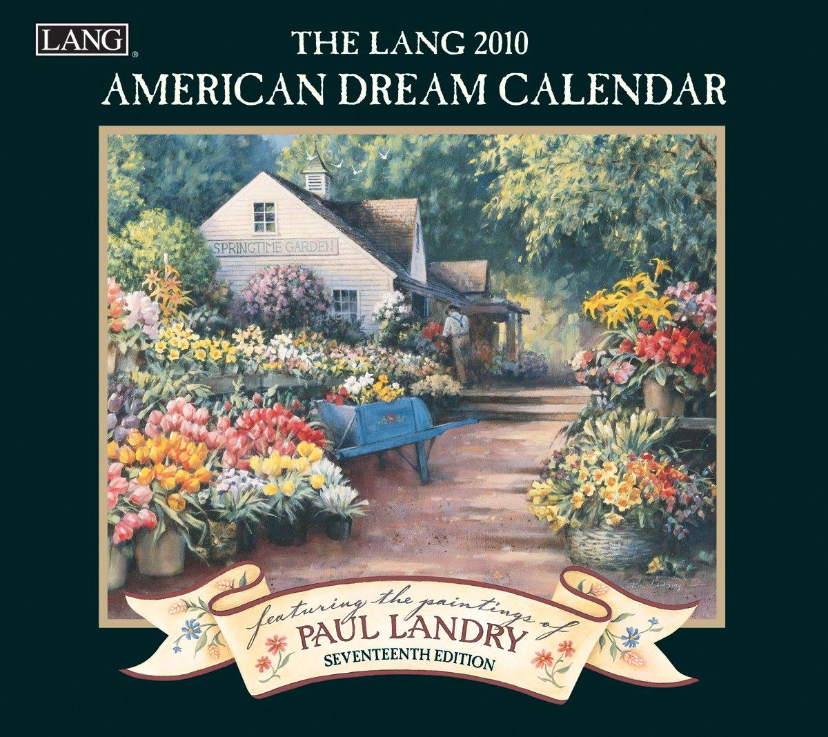 American Dream 2010 Wall Calendar pdf epub