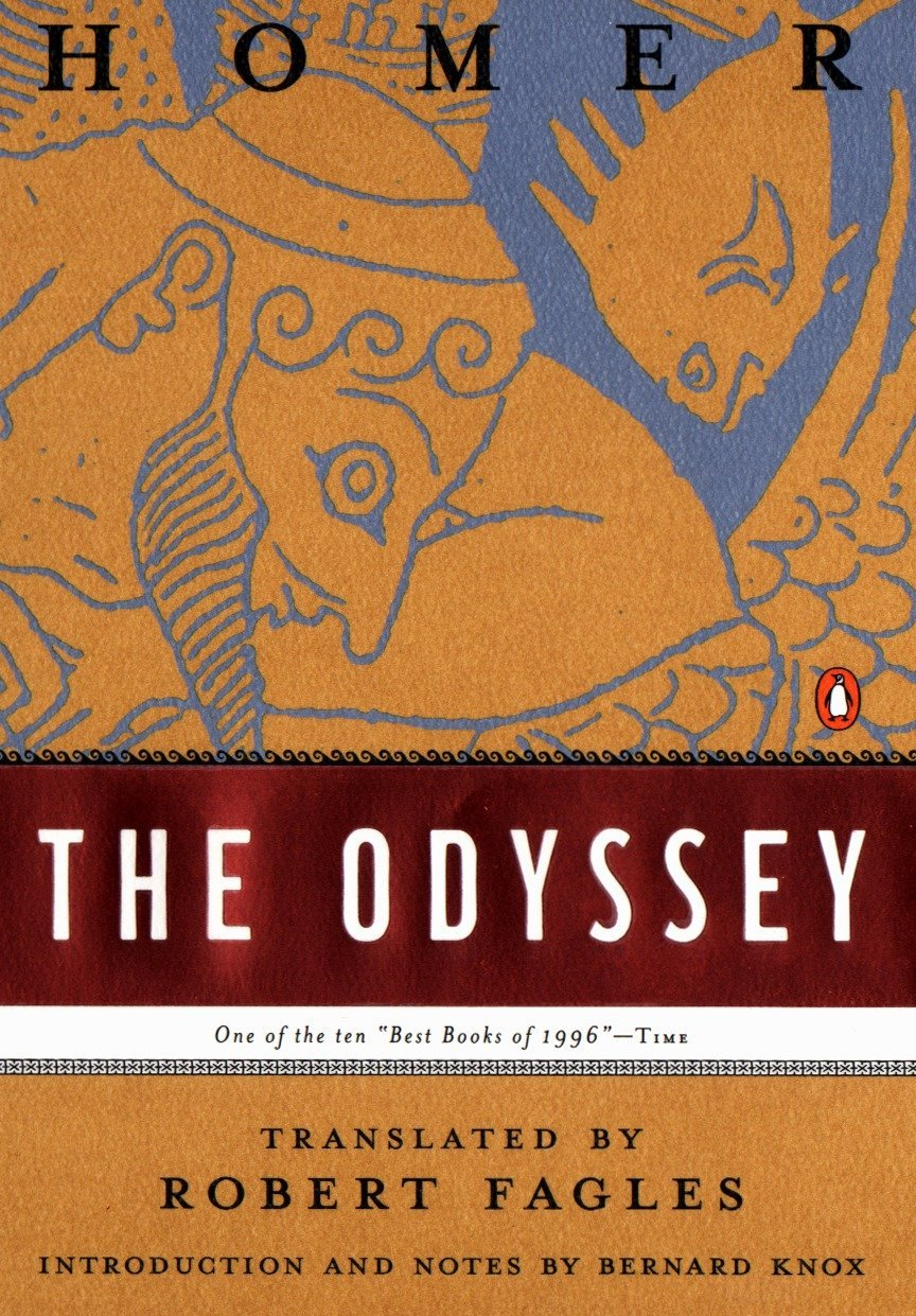 Buy The Odyssey (Penguin Classics Deluxe editions) Book Online at Low  Prices in India | The Odyssey (Penguin Classics Deluxe editions) Reviews &  Ratings ...