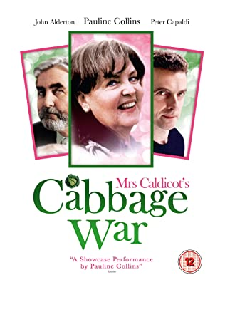Image result for mrs caldicot's cabbage war dvd
