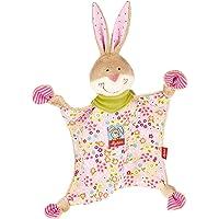 Sigikid 26 x 20 x 6 cm Bungee Bunny Comforter (Multi-Colour)