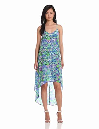 Tolani Women's Bonnie Maxi Dress, Watercolor, X-Small