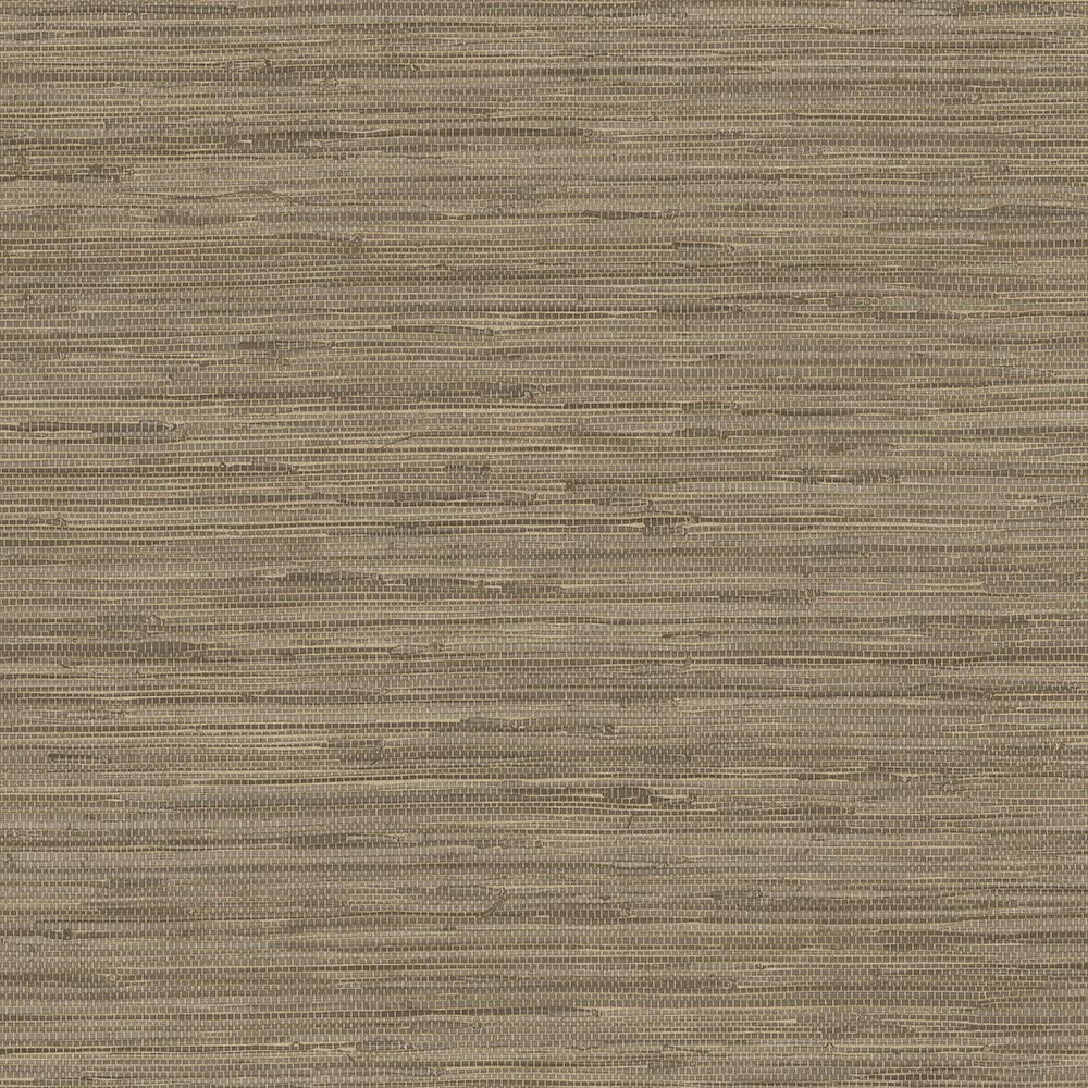 Wallpaper Real Natural Grass cloth Double Roll Tan//Beige VINTAGE Fine Textured