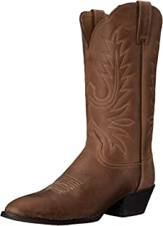 Amazon.com | Ariat Women's Magnolia Western Cowboy Boot | Mid-Calf