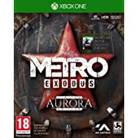 Metro Exodus Aurora Limited Edition + Spartan Survival Guide (Exclusive to Amazon.co.uk) (Xbox One)