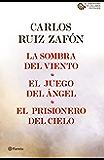 La Sombra del Viento + El Juego del Ángel + El Prisionero del Cielo (pack) (El Cementerio de los Libros Olvidados) (Spanish Edition)