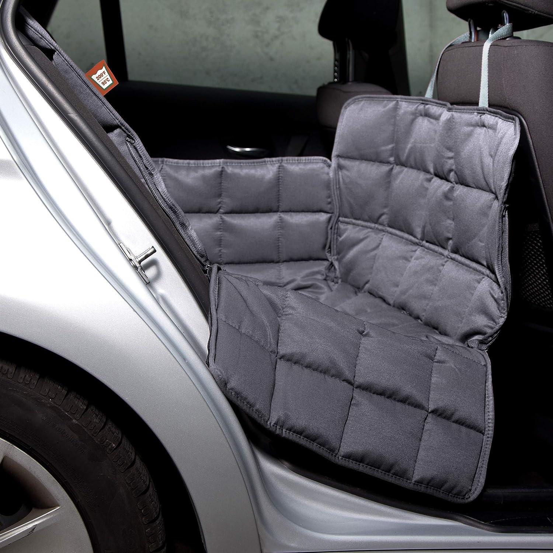 All-Side Schutz Doctor Bark 1-Sitz-Autoschondecke f/ür die R/ückbank Komfort-Schutz 1 Sitz auf der R/ückbank passend f/ür alle PKWs und SUVs in DREI Gr/ö/ßen und DREI Farben /…