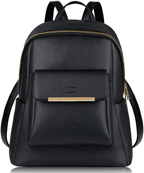 prezzo più basso 2dc06 a7210 Zaino Donna , COOFIT Borsa Zaino Universita Elegante Zainetto Backpack  Ragazze