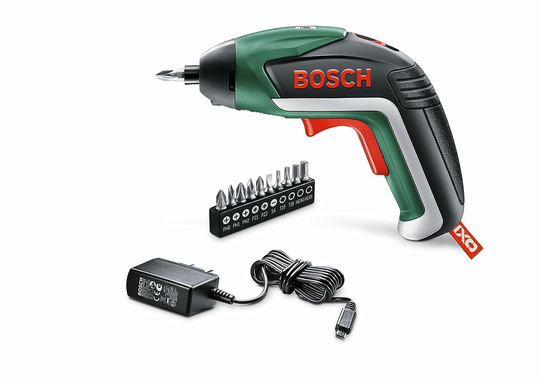 Bosch IXO V Basic 3,6 Carton atornillador inalá mbrico, 1 pieza, 603.9 a8.006 6Carton atornillador inalámbrico 1pieza 603.9a8.006 603.9A8.006