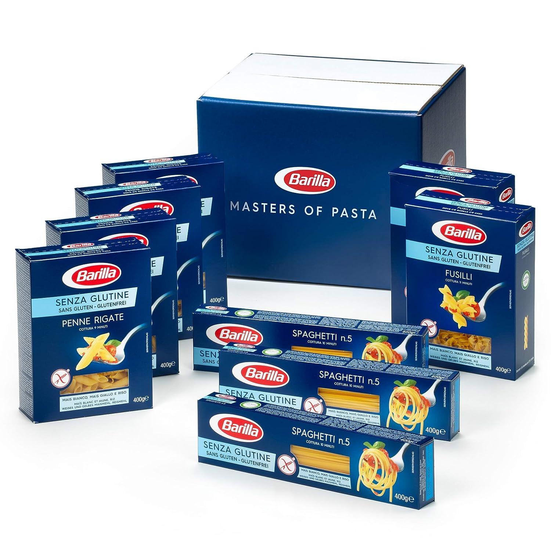 Barilla Glutenfreie Pasta Box