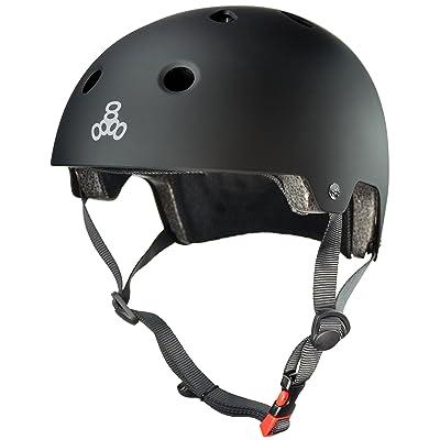 Triple 8 - Protection De Skate Casque Brainsaver Blue - Taille:one Size