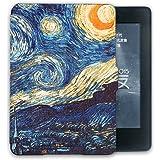 Capa Case Kindle Paperwhite WB Auto Liga/Desliga - Ultra Leve Van Gogh
