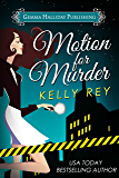 Motion for Murder (Jamie Winters Mysteries Book 1)