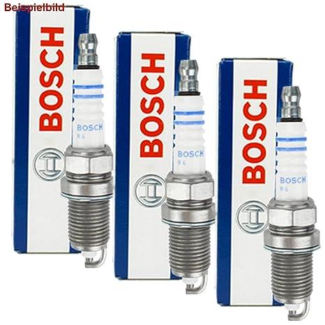 3 x Bujía Bosch Super Plus