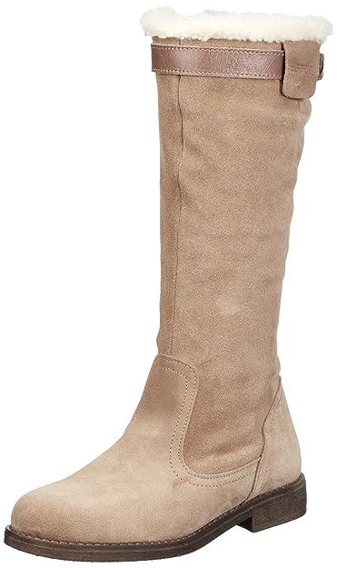 Esprit Manuela Boot J10465 Damen Fashion Stiefel Braun Nut 254