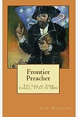 Frontier Preacher Kindle Edition