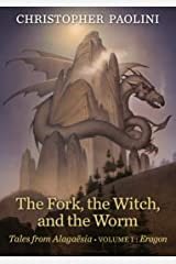 The Fork, the Witch, and the Worm: Tales from Alagaësia (Volume 1: Eragon) Hardcover