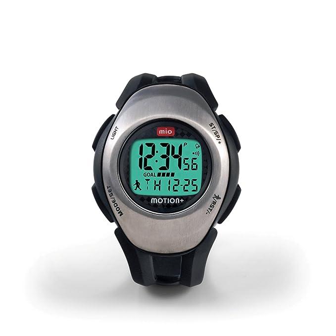 amazon com mio motion plus heart rate monitor watch sports outdoors rh amazon com Mio Classic Watch Mio Watch Models