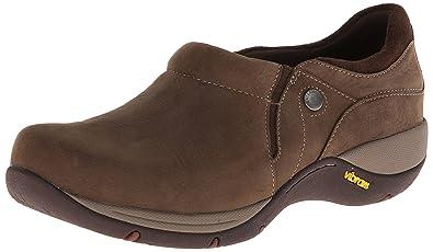 Dansko Damens's Celeste Slip On Loafer, Braun Milled a595ac