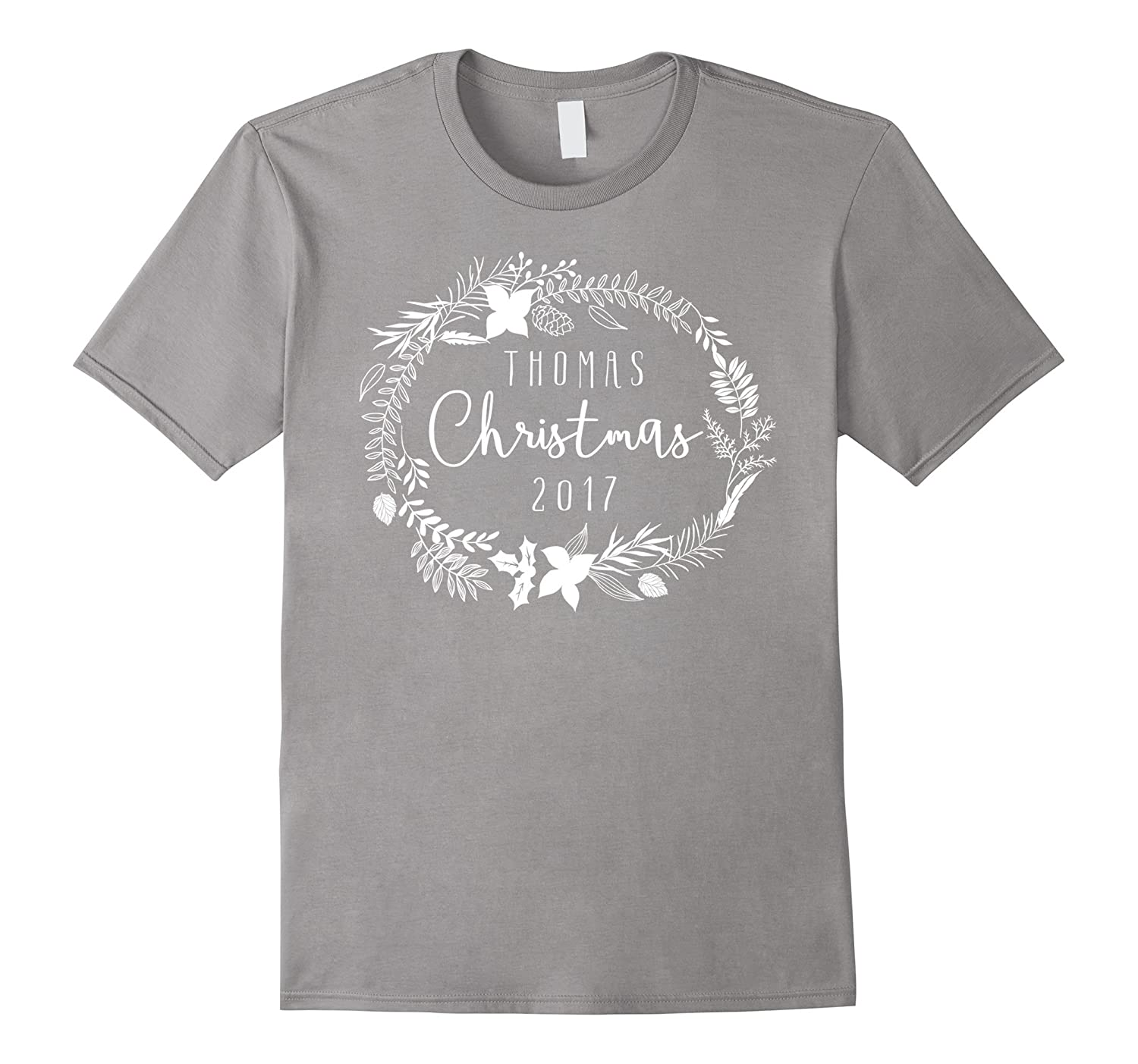 Family Christmas Shirts.Personalized Family Christmas Shirts Thomas Christmas 2017 Anz