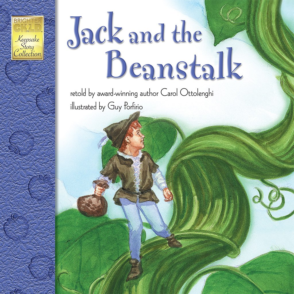 amazon com jack and the beanstalk 9781577683773 carol