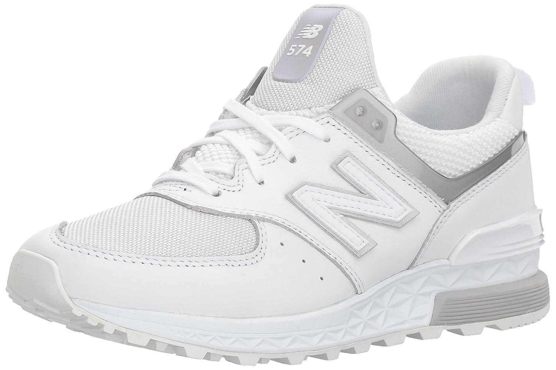 New Balance WS574RB Sneaker Mujer 5.5 B(M) US|Blanco