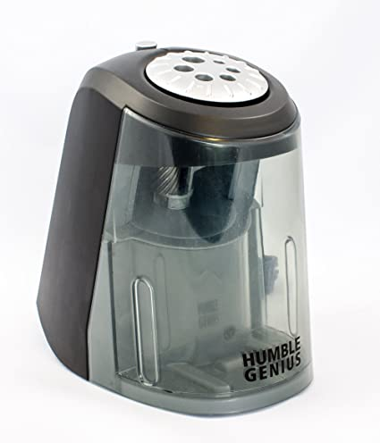 amazon com electric pencil sharpener by humble genius your best