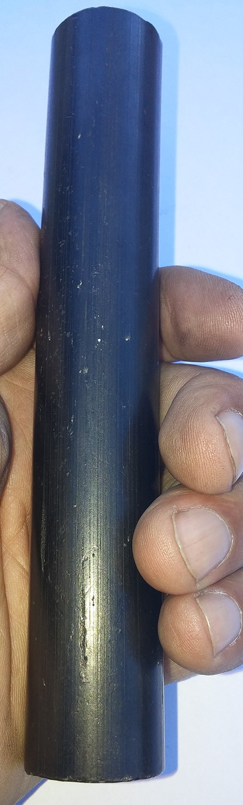 Magnum XL. One inch diameter, six inches long. Ferro rod. Ferrocerium rod. firesteel. fire starter.