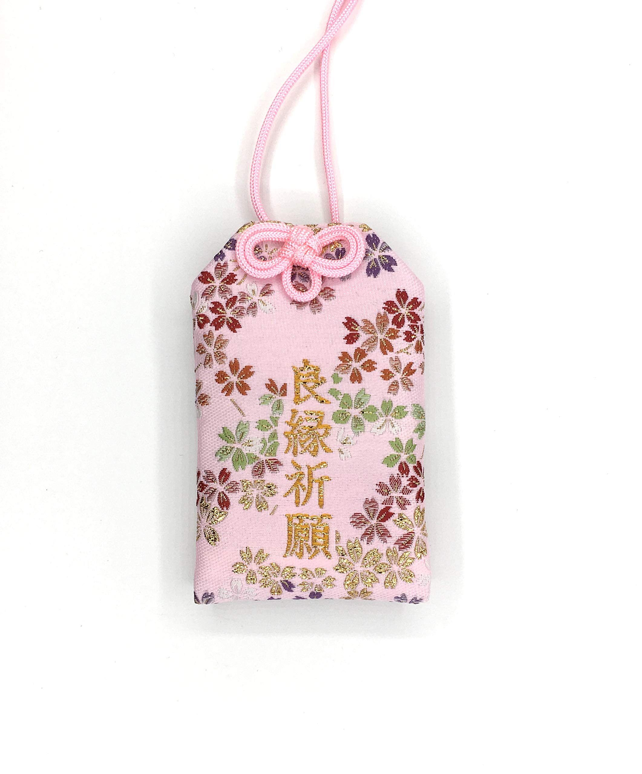 Japanese Omamori Amulet Lucky Charm Good Luck Charm for Good Match/Lucky in Love by Omamori-doh